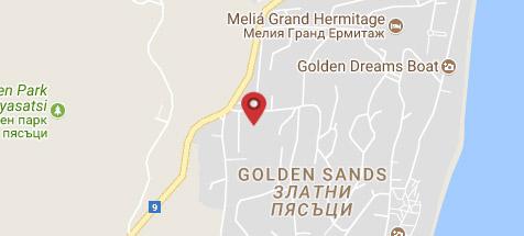 Złotych Piaskach - biuro