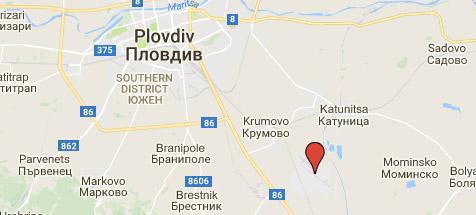 Płowdiw - Airport