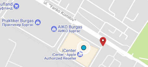 Burgas - Galleria Mall