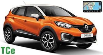 Renault Captur TCe + GPS