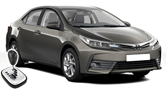 Toyota Corolla IDAR