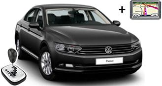 VW Passat + GPS