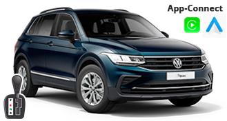 VW Tiguan + NAVI SFAR