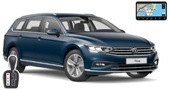 VW Passat estate + GPS FWAR