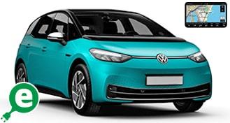 VW ID.3 + NAVI