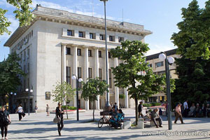 Centrum Burgas