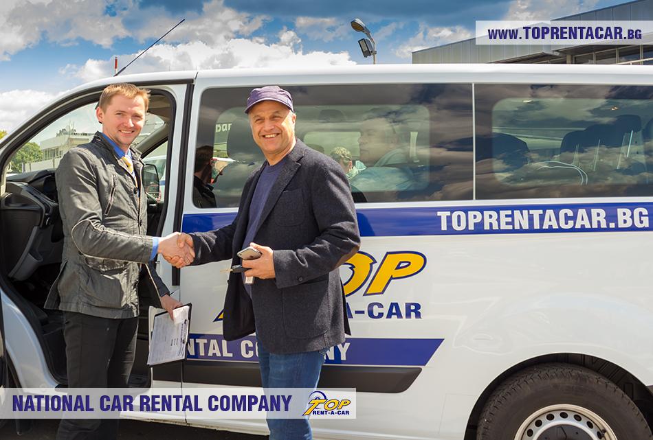 Russian customer of Top Rent A Car