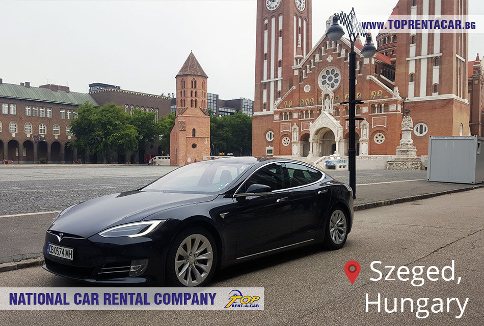 Top Rent A Car - Węgry
