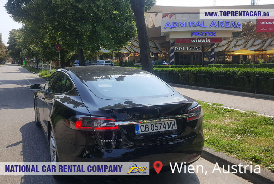 Top Rent A Car - Wiedeń, Austria