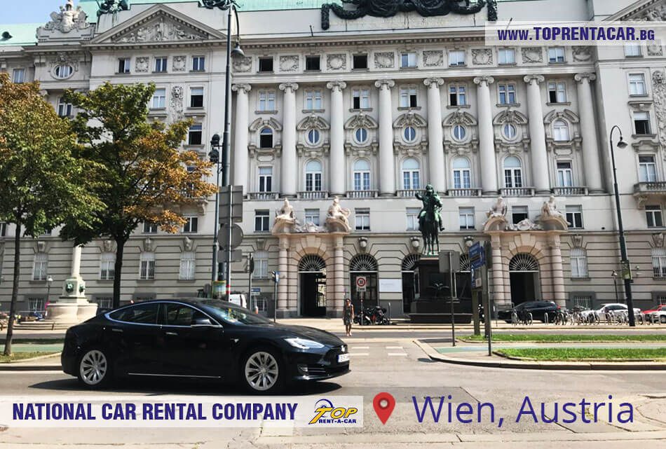 Top Rent A Car - Wiedeń