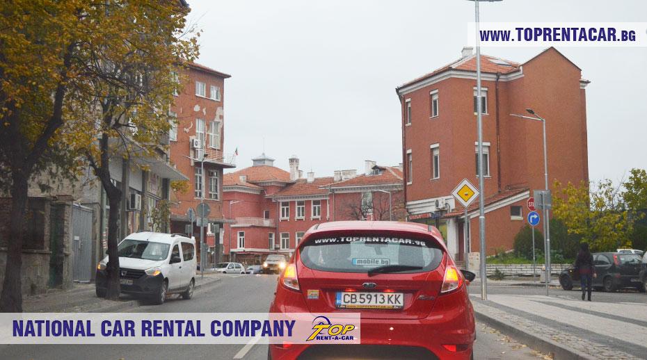 Wynajem samochodow w Plowdiwie z Top Rent A Car