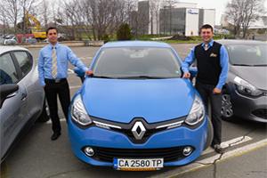Uslugi wynajmu samochodu lotnisku Burgas