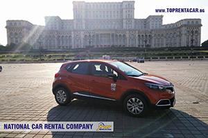 Samochody do wynajęcia w Bukareszcie