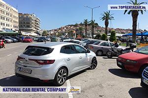 Samochody do wynajęcia w Grecji