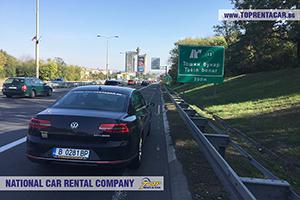 Samochody do wynajęcia w Serbii
