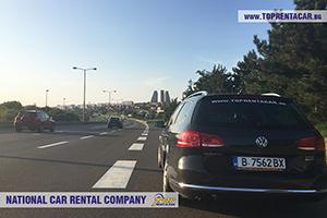 Samochody do wynajęcia w lotnisku Belgrad w Serbii