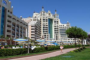 Hotele w Sunny Beach
