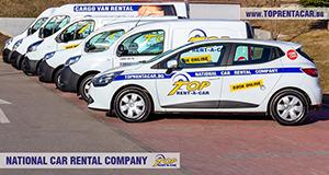 Samochody dostawcze do wynajecia w Warnie z Top Rent A Car