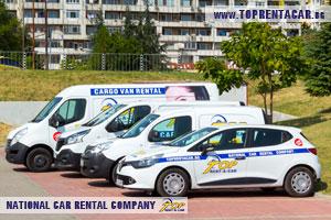 Wypozyczalnia samochodow dostawczych w Warnie