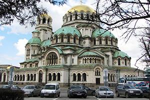 Aleksandra Newskiego w Sofii